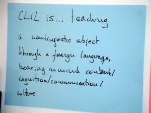 Clil is